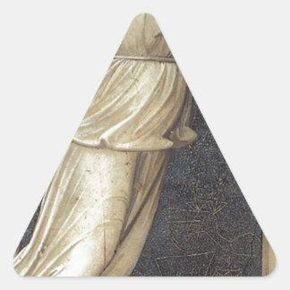 Giotto著希望 三角形シール