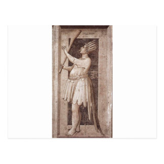 Giotto著愚かさ ポストカード