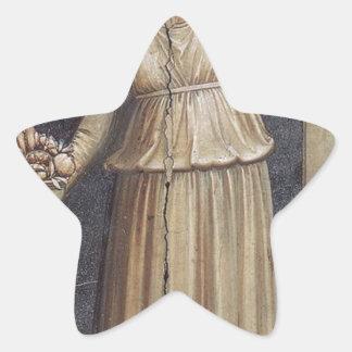 Giotto著慈善 星シール