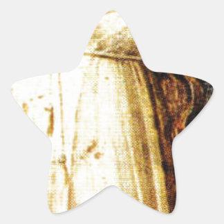 Giotto著憤り 星シール