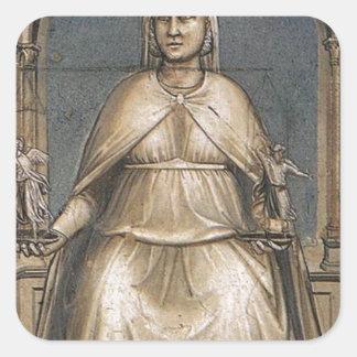 Giotto著正義 スクエアシール