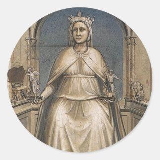 Giotto著正義 ラウンドシール