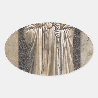 Giotto著禁酒 楕円形シール