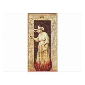 Giotto著羨望 ポストカード