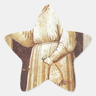 Giotto著羨望 星シール