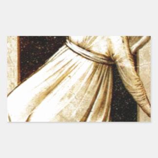Giotto著Inconstancy 長方形シール