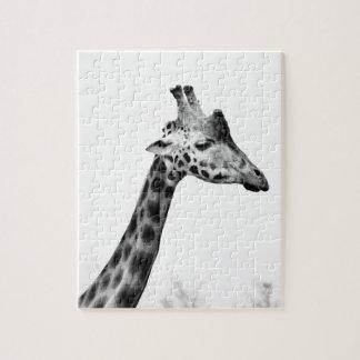 Giraffe夫人 ジグソーパズル