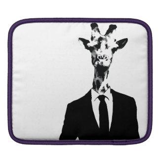 Giraffe氏のiPadの場合 iPadスリーブ