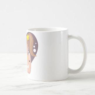 girl_6 コーヒーマグカップ