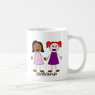 girlfriends2のガールフレンド コーヒーマグカップ