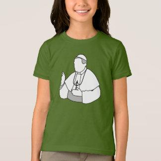 Girls T-Shirt法皇 Tシャツ