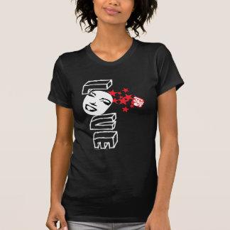GirlzRock! 打たれる愛 Tシャツ