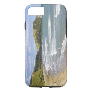 Gisborne、Eastland、新しい2の近くのMakororiのビーチ iPhone 8/7ケース