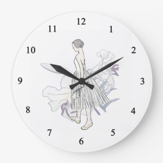 Giselle ジゼル ラージ壁時計