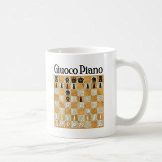 Giuocoのピアノ コーヒーマグカップ