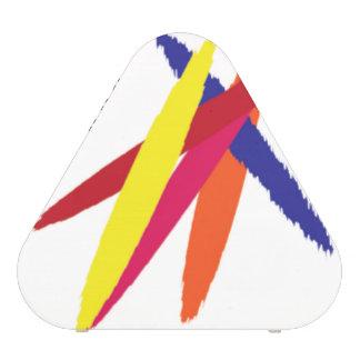 Glamgiftの三角形スピーカーによって着色されるSquibles ワイヤレススピーカー