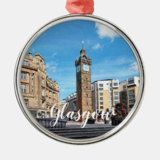 Glasgow  Customize Product メタルオーナメント