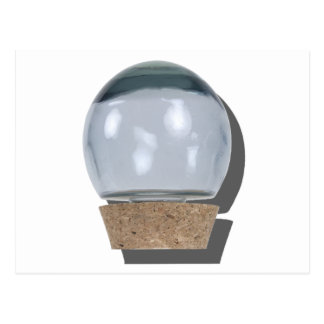 GlassOrbCorkStopper022111 ポストカード