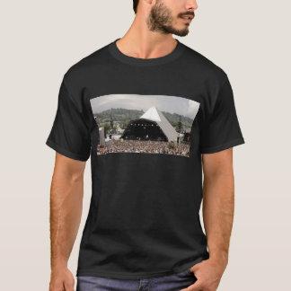 Glastonburyのフェスティバル Tシャツ