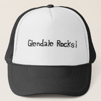 Glendaleの石 キャップ