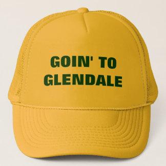 GLENDALEへのGOIN キャップ