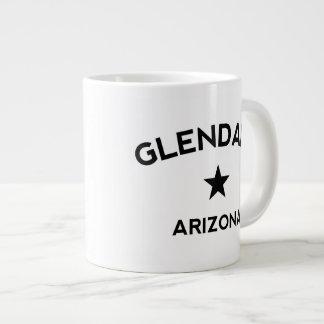 Glendaleアリゾナの大きいマグ ジャンボコーヒーマグカップ