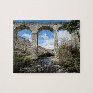 Glenfinnanの陸橋 ジグソーパズル