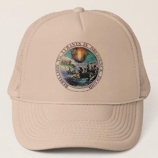 Glennの小川のお茶会の帽子 キャップ