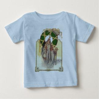 Glinda、ドロシー及びOzma ベビーTシャツ
