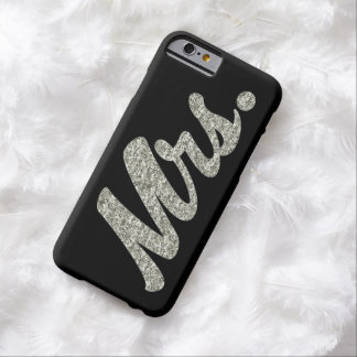 Glitter Sparkle Phone Case夫人 Barely There iPhone 6 ケース