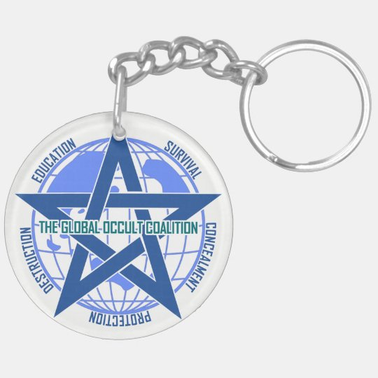 Global Occult Coalition keyholder [SCP Foundation] キーホルダー