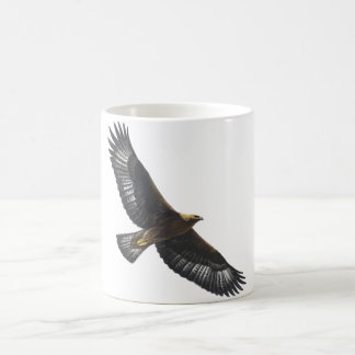 Gloriusのイヌワシの上昇 コーヒーマグカップ