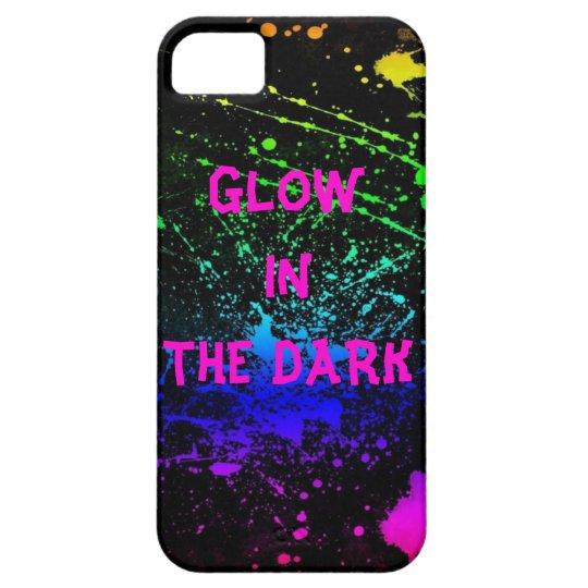 Glow In The Dark iPhone Case iPhone SE/5/5s ケース