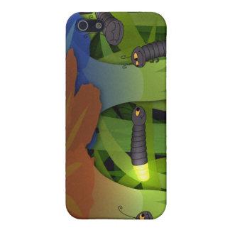 Glowwormsのiphone 4ケース iPhone 5 カバー