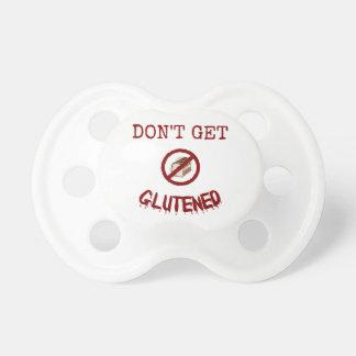 Glutenedを得ないで下さい おしゃぶり