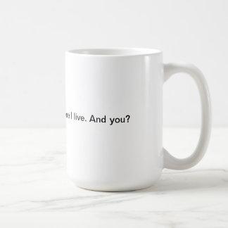 Glutenfreelandia 11のozのマグ コーヒーマグカップ