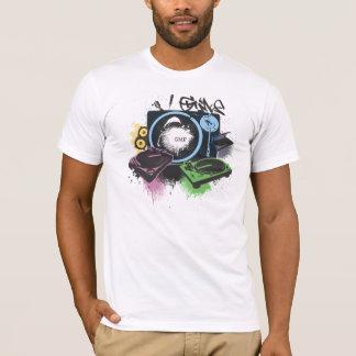 GMFのターンテーブル Tシャツ