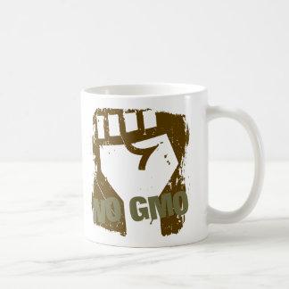 GMOの握りこぶし無し コーヒーマグカップ