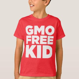 GMOは子供を放します Tシャツ