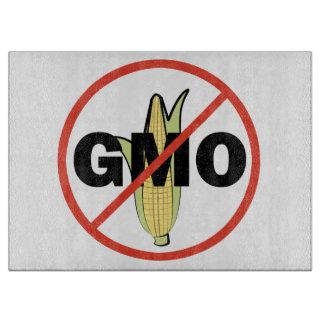 GMO無し-白 カッティングボード