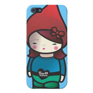 gnomette iPhone 5 カバー