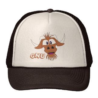 GNUの帽子 キャップ