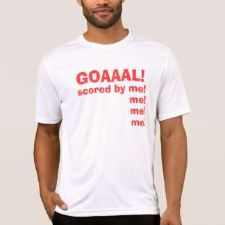 GOAAAL! Tシャツ
