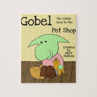 Gobelはペットショップのパズルに小悪魔行きます ジグソーパズル