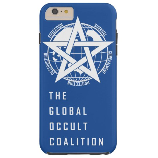 GOC agent's smartphone cases [SCP Foundation] Tough iPhone 6 Plus ケース