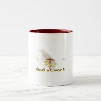 GodAtWork ツートーンマグカップ