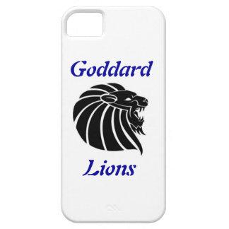 Goddard (カンザス)のライオンのiPhoneの場合 iPhone SE/5/5s ケース