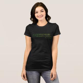 #GODPRENEUR -私の確立された契約TM Tシャツ