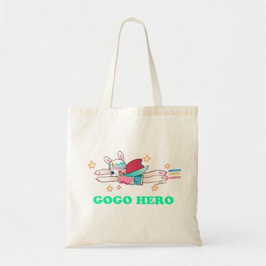 GOGO HERO トートバッグ