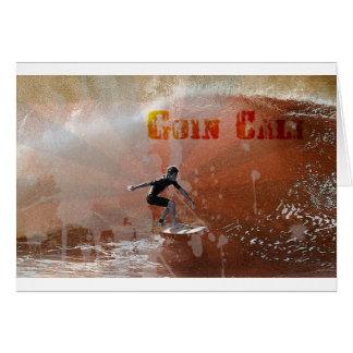 Goin Cali カード